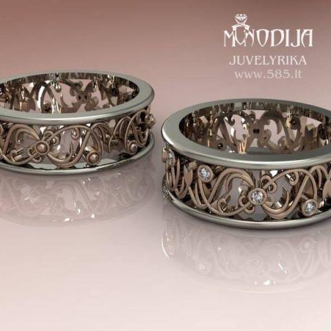 Vestuviniai žiedai